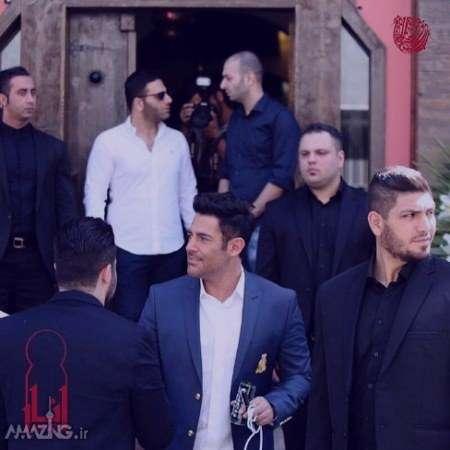 عکس های محمدرضا گلزار و برادرش در افتتاحیه رستورانشان