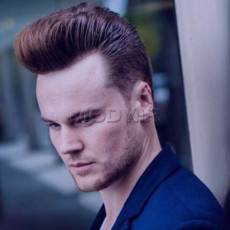 مدل موی خامه ای , مدل موی خامه ای پسرانه , مدل موی خامه ای مردانه , عکس مدل مو خامه ای