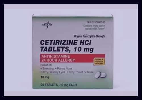 سیتریزین در بارداری