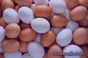 تخم مرغ ، نگهداری تخم مرغ در یخچال