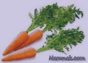 هویج , خواص هویج , خواص هویج برای لاغری , هویج برای اسهال