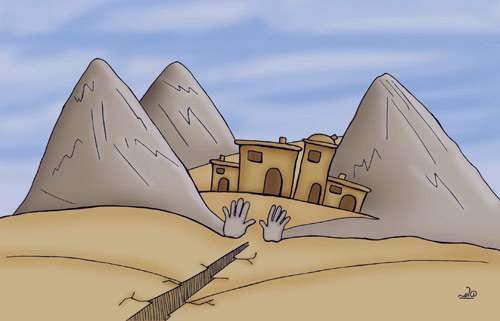 تعبیر خواب زلزله , تعبیرخواب زلزله , زلزله در خواب دیدن