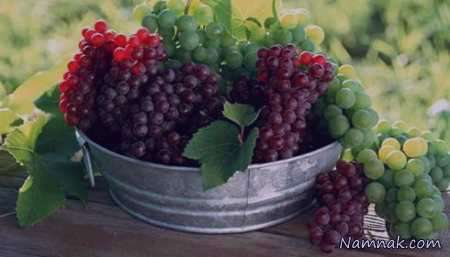 انگور , فواید انگور , خواص انگور , خواص انگور در بارداری