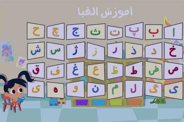 حروف الفبا , حروف الفبا فارسی , حروف الفبا انگلیسی , حروف الفبا آلمانی