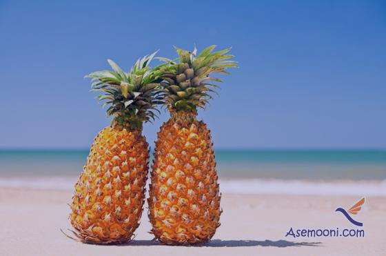 آناناس , خواص آناناس , فواید آناناس , مضرات آناناس