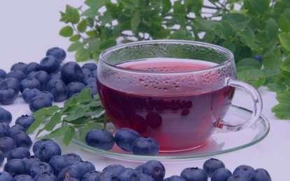 خواص چای تمشک آبی , تمشک آبی , خواص تمشک آبی , مضرات تمشک آبی