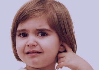 گوش درد , گوش درد نوزاد , گوش درد درمان , گوش درد کودکان