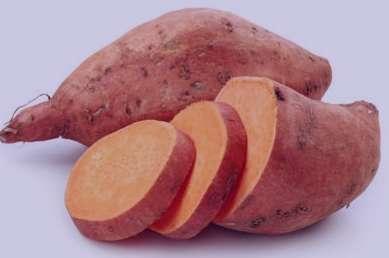 سیب زمینی شیرین , خواص سیب زمینی شیرین , فواید سیب زمینی شیرین , مضرات سیب زمینی شیرین
