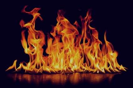 تعبير خواب خاموش كردن آتش , تعبير خواب آتش , تعبير خواب آتش گرفتن , آتش در خواب دیدن