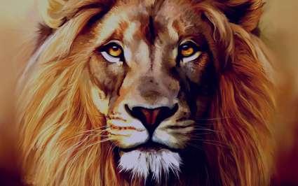 تعبیر خواب شیر جنگل در خانه , تعبیر خواب شیر جنگل , تعبیر خواب شیر جنگل سفید , شیرحنگل در خواب دیدن
