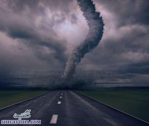 تعبیر خواب طوفان گرد و خاک , تعبیر خواب طوفان , تعبیر خواب طوفان شدید , طوفان در خواب دیدن