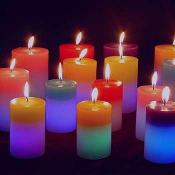 تعبیر خواب شمع , تعبیر خواب شمع روشن , تعبیر خواب شمعدان