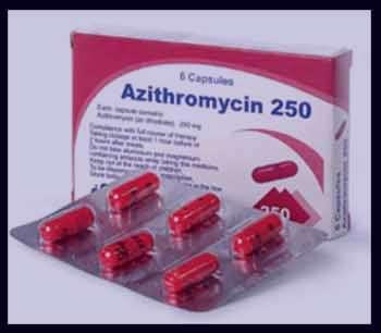 آزیترومایسین , قرص و شربت آزیترومایسین