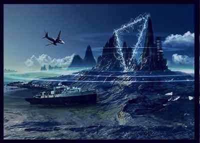 مثلث برمودا , مثلث برمودا چیست , کشف راز مثلث برمودا