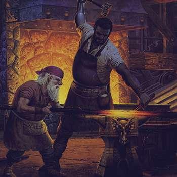 تعبیر خواب دیدن آهنگر , تعبیر خواب آهنگری , تعبیر خواب آهنگری