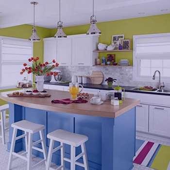 تعبیر خواب آشپزخانه , تعبیر خواب آشپزخانه نامرتب , تعبیر خواب آشپزخانه کثیف