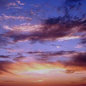 تعبیر خواب آسمان , تعبیر خواب آسمان پر ستاره , تعبیر خواب آسمان آبی