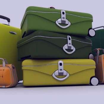 تعبیر خواب چمدان , تعبیر خواب چمدان پر از لباس , تعبیر خواب چمدان لباس