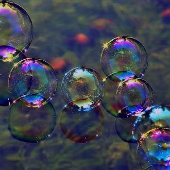 تعبیر خواب حباب , تعبیر خواب حباب آب , تعبیر خواب دیدن حباب