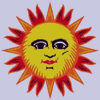 تعبیر خواب خورشید , تعبیر خواب خورشید گرفتگی , تعبیر خواب خورشید قرمز