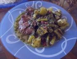 خورش کرفس , طرز تهیه خورش کرفس , روش پخت خورش کرفس