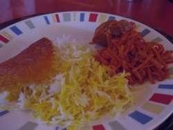 خورش هویج ترکی , طرز تهیه خورش هویج ترکی , آموزش خورش هویج ترکی