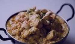 خورش مرغ هندی , طرز تهیه خورش مرغ هندی , آموزش خورش مرغ هندی