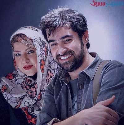 همسر شهاب حسینی در جشنواره فیلم فجر , همسر شهاب حسینی در هفت , همسر شهاب حسینی اپارات