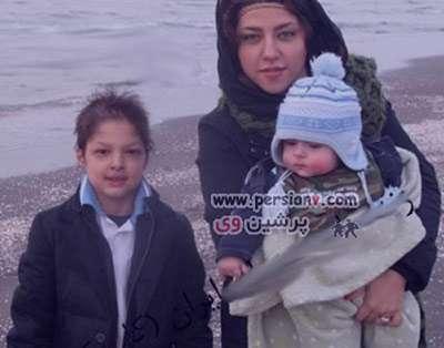 عکس از همسر شهاب حسینی , تصاویر همسر شهاب حسینی , عکس همسر شهاب حسینی بازیگر