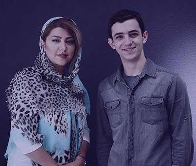 همسر شهاب حسینی عکس , همسر شهاب حسینی بازیگر , همسر شهاب حسینی بیوگرافی