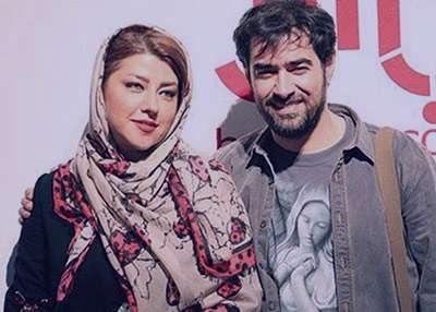 همسر شهاب حسینی در برنامه هفت , همسر شهاب حسینی برنامه هفت , همسر شهاب حسینی در جشنواره فیلم فجر