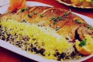 طرز تهیه سبزی پلو با ماهی , سبزی پلو با ماهی , سبزی پلو با ماهی شب عید