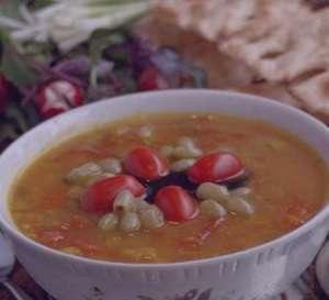 طرز تهیه آبگوشت غوره و گوجه فرنگی , آبگوشت غوره و گوجه فرنگی , آبگوشت غوره