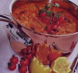 طرز تهیه آش گوجه تبریزی , طرز تهیه آش گوجه , آش گوجه