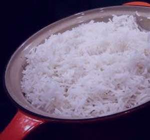 طرز تهیه پلو , کته , برنج آبکش