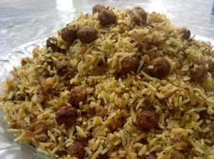 طرز تهیه کلم پلو , کلم پلو , کلم پلو شیرازی