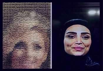 الهام عرب , الهام عرب و همسرش , الهام عرب اینستاگرام , عکس الهام عرب