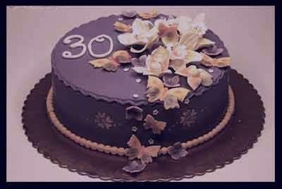 ع کیک تولد , کیک تولد زیبا