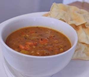 سوپ دال عدس , طرز تهیه سوپ دال عدس , روش پخت سوپ دال عدس