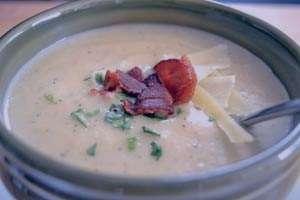 سوپ سیب زمینی و شلغم , طرز تهیه سوپ سیب زمینی و شلغم , روش پخت سوپ سیب زمینی و شلغم