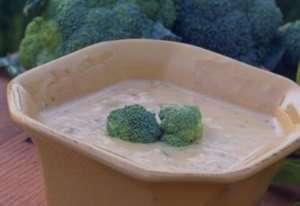 سوپ خامه ای قارچ و کلم بروکلی , طرز تهیه سوپ خامه ای قارچ و کلم بروکلی , روش پخت سوپ خامه ای قارچ و کلم بروکلی
