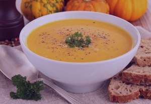 سوپ کدو و سیب زمینی , طرز تهیه سوپ کدو و سیب زمینی , روش پخت سوپ کدو و سیب زمینی