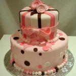 مدل های جدید عکس کیک تولد زیبا و شیک فروردین 96