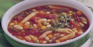 طرز تهیه سوپ ایتالیایی گیاهی , سوپ ایتالیایی گیاهی , سوپ ایتالیایی