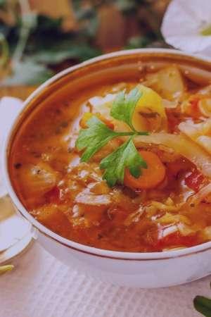 سوپ چربی سوز , طرز تهیه سوپ چربی سوز , روش پخت سوپ چربی سوز , سوپ رژیمی