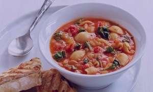 سوپ ایتالیایی , طرز تهیه سوپ ایتالیایی , روش پخت سوپ ایتالیایی