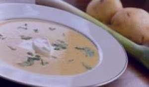طرز تهیه سوپ سیب زمینی و ژامبون , سوپ سیب زمینی و ژامبون , آموزش پخت سوپ سیب زمینی و ژامبون