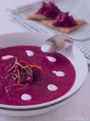 طرز تهیه سوپ چغندر , سوپ چغندر , روش پخت سوپ چغندر