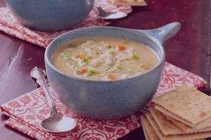 سوپ پنیر و سبزیجات , طرز تهیه سوپ پنیر و سبزیجات , روش پخت سوپ پنیر و سبزیجات