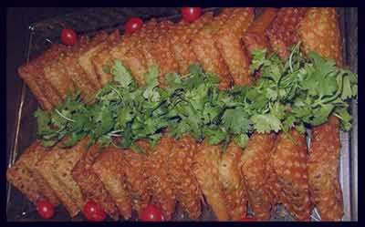 سمبوسه , طرز تهیه سمبوسه , سمبوسه سیب زمینی , سمبوسه جنوبی , سمبوسه ایرانی